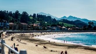 La Playa de Santa Marina